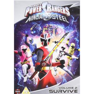 Power Rangers Ninja Steel - Survive (Volume 2) Episodes 5-8