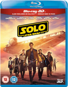 Solo: A Star Wars Story 3D -
