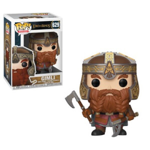 Lord of the Rings Gimli Funko Pop! Figuur