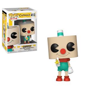 Figurine Pop! Cuppet Cuphead