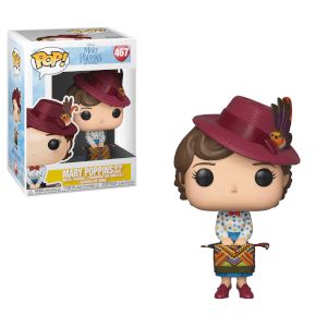 Mary Poppins Mary with Bag Funko Pop! Vinyl