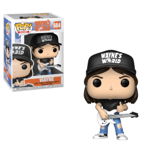 Wayne's World Wayne Funko Pop! Vinyl