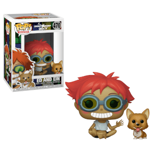 Figurines Pop ! Edward & Ein Cowboy Bebop