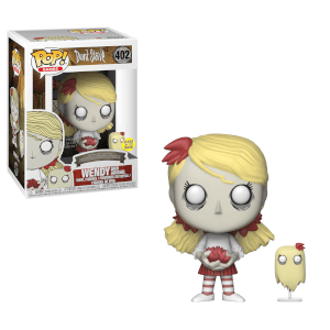 Don't Starve Wendy with Abigail Pop! Vinyl Figure
