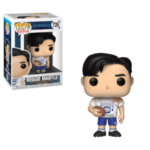 Riverdale - Reggie In Uniforme Figura Funko Pop! Vinyl