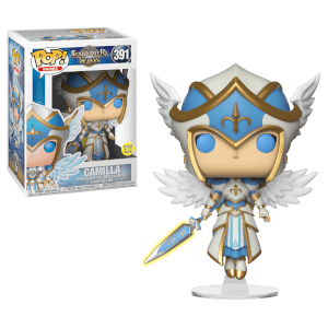 Summoners War Valkyrie Pop! Vinyl Figur