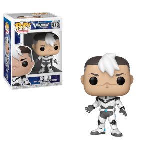 Voltron Shiro Pop! Vinyl Figure