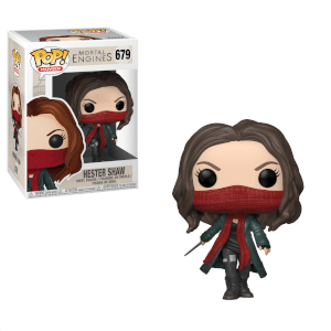 Mortal Engines Hester Shaw Pop! Vinyl Figure