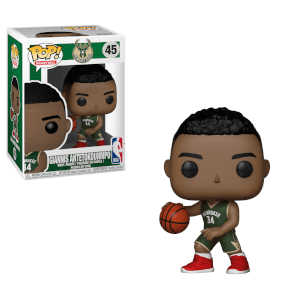 NBA Bucks Giannis Antetokounmpo Funko Pop! Vinyl