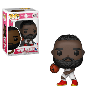 Figura Funko Pop! Vinyl - James Harden - NBA Houston Rockets