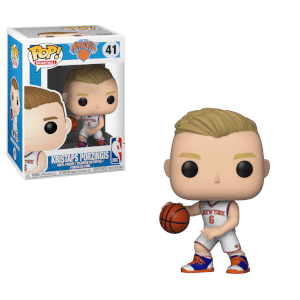 Figura Funko Pop! Vinyl - Kristaps Prozingis - NBA New York Knicks