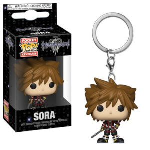 Llavero Funko Pop! Sora - Kingdom Hearts 3