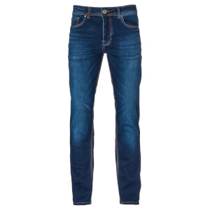 Threadbare Men's Lanta Premium Skinny Stretch Jeans - True Blue