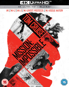 Mission Impossible - 1-5 Boxset - 4K Ultra HD