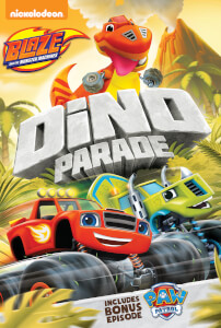 Blaze and the Monster Machines: Dino Parade