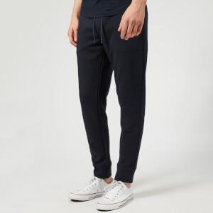 Emporio Armani Men's Basic Jog Pants - Blue