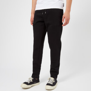 Emporio Armani Men's Small Logo Sweatpants - Nero