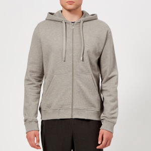 KENZO Men's Reverse Tiger Zip Hoody - Dove Grey