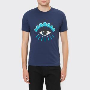 KENZO Men's Eye Logo T-Shirt - Ink