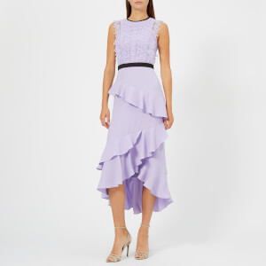 Three Floor Women's Lavish Lilac Dress - Lavender