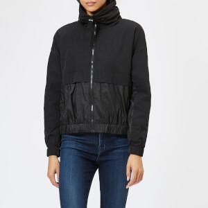 KENZO Women's Nylon Jacket - Black
