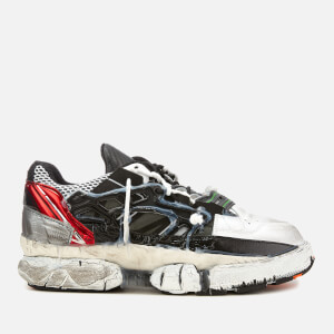 Maison Margiela Men's Fusion Low Top Trainers - Multicolour