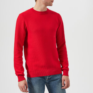 A.P.C. Men's Pull Marvin Jumper - Rouge