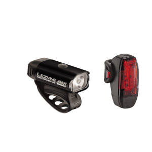 Lezyne Hecto 400/ KTV 10 Light Set