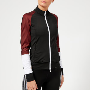 Monreal London Women's Featherweight Jacket - Black/Cocoa/White