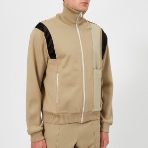Maison Margiela Men's Polyester Rodier Jacket - Sand