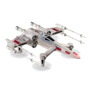 Propel Star Wars Collector's Edition High Performance T-65 X-Wing Fighter Battling Quadcopter