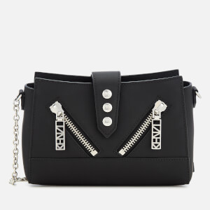 KENZO Women's Kalifornia Mini Shoulder Bag - Black