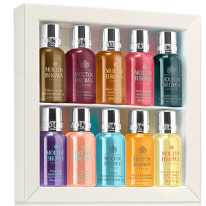 Molton Brown Refined Discoveries Bath and Shower Collection 10 x 30ml