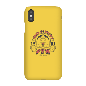 Nintendo Donkey Kong Gym Phone Case