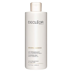 DECLÉOR Super Size Aroma Cleanse Essential Cleansing Milk -puhdistusmaito 400ml