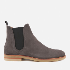 Hudson London Men's Adlington Suede Chelsea Boots - Grey