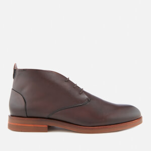 Hudson London Men's Bedlington Leather Desert Boots - Brown