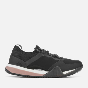 adidas by Stella McCartney Women's Pure Boost X TR 3.0 Trainers - Core Black/Pink/Maroon