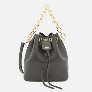 SALAR Women's Tala Bucket Bag - Black