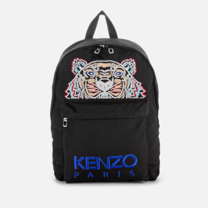 KENZO Men's Kanvas Tiger Backpack - Black