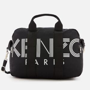 KENZO Men's Sport Logo Weekend Bag - Black