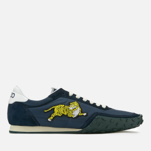 KENZO Men's Move Low Top Trainers - Navy Blue