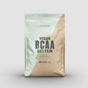 Vegan BCAA Sustain Powder