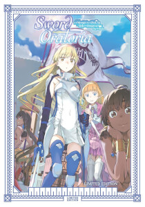 Sword Oratoria - Collector's Dual Format Edition