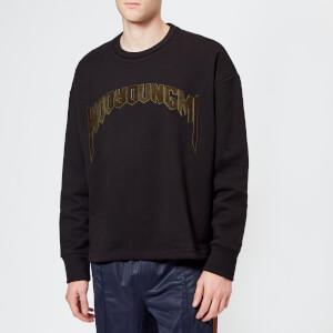 Wooyoungmi Men's Logo Sweatshirt - Black