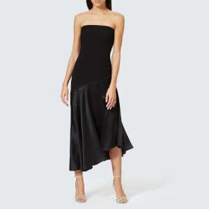 Bec & Bridge Women's Natalia Strapless Dress - Black