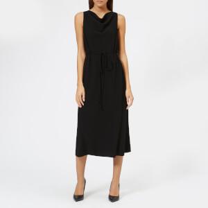Bec & Bridge Women's Amalia Cowl Midi Dress - Black