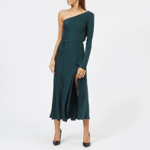 Bec & Bridge Women's Lucia Midi Dress - Emerald