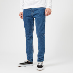 Calvin Klein Jeans Men's Skinny Rigid West Jeans - Christiane Blue