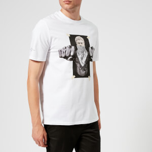 Neil Barrett Men's Boxing Brutus T-Shirt - White/Print